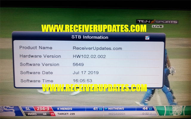 ALL RECEIVER LATEST SOFTWARE AND DUMP FLASH FILE FREE DOWNLOAD