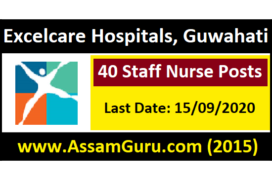 Excelcare Hospitals, Guwahati Recruitment