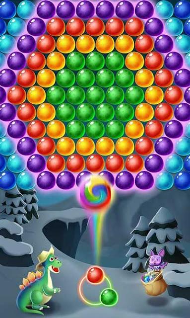 bubble-shooter-juego-dinosaurio