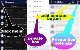How to lock your private SMS securely