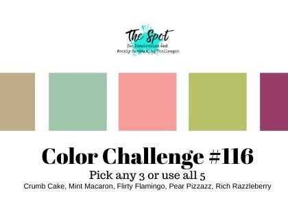 Color Challenge #116