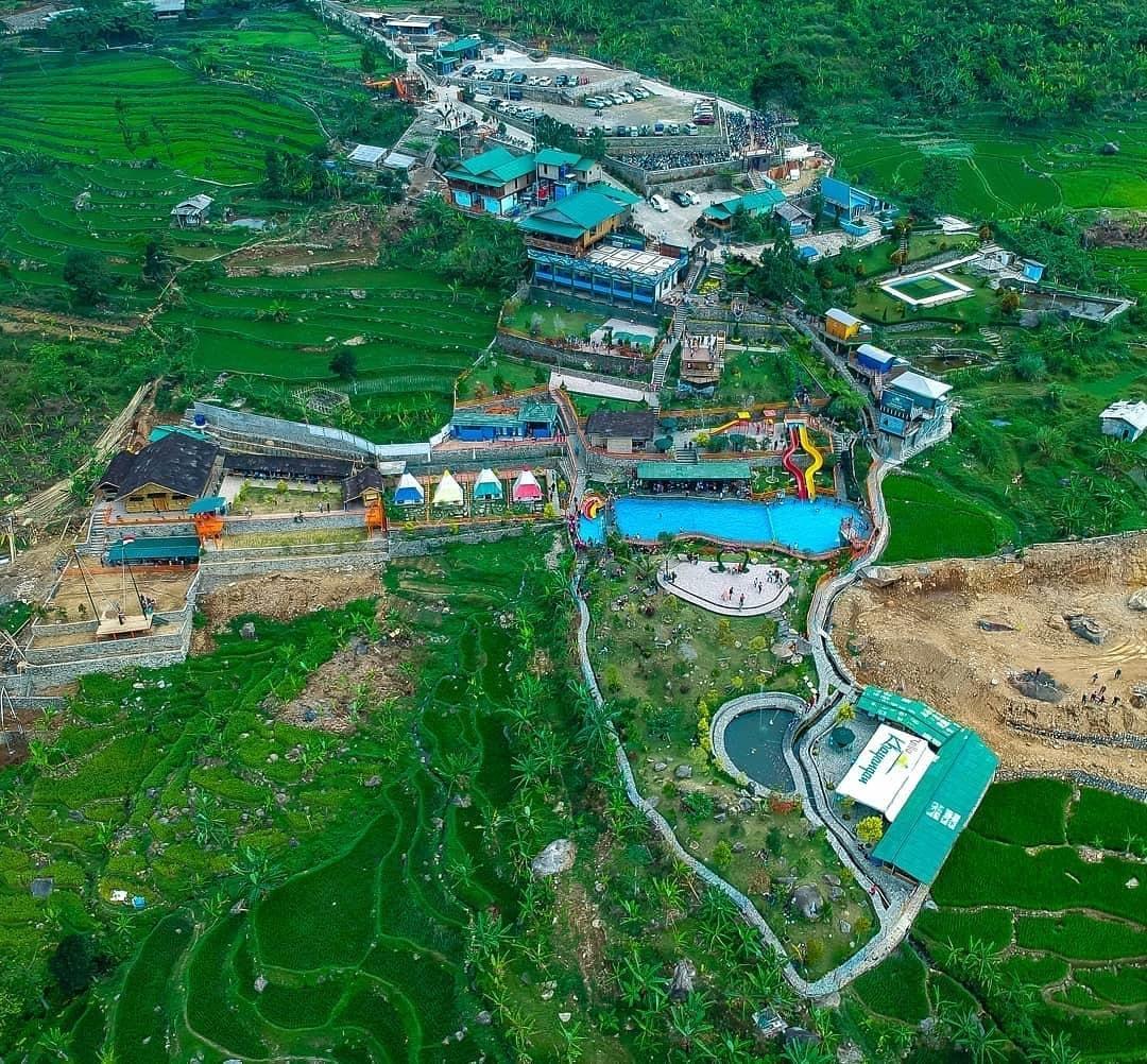 View Villa Khayangan Bogor