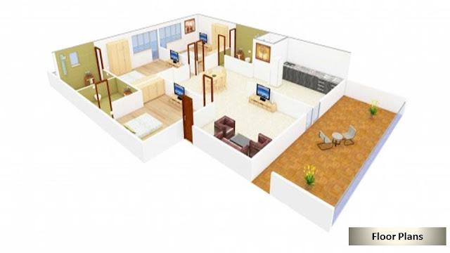 Salarpuria Sattva Opus floor plan