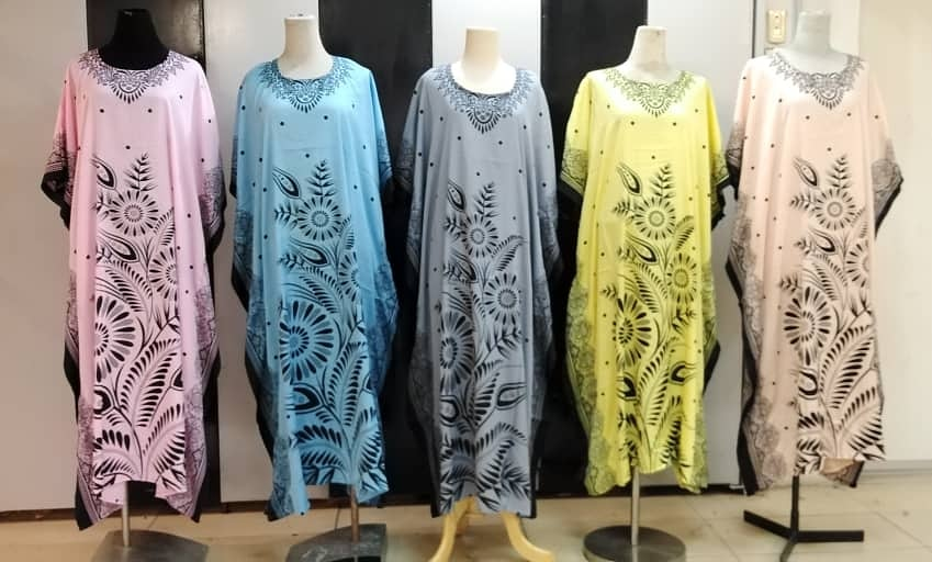 Pakaian Wanita Murah Kaftqn Baju Kelawar Baju Kelawoh Kaftan Dubai Pemborong Kaftan
