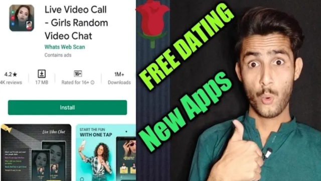 Live video call girl app free video call  girl app download