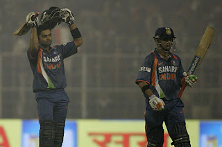 Virat Kohli 107 vs Sri Lanka | 1st ODI Hundred Highlights
