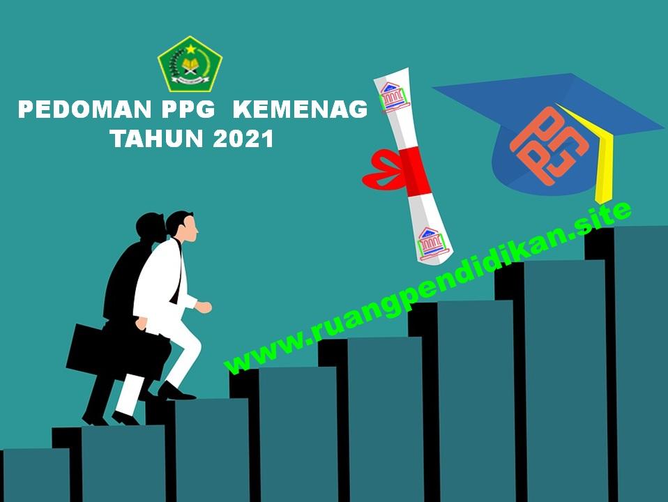 Pedoman PPG Dalam Jabatan 2021