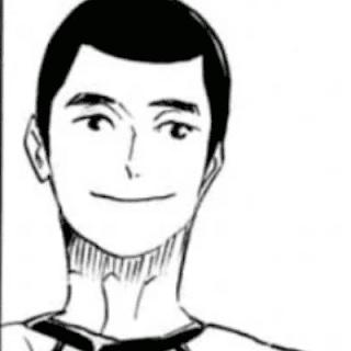 ハイキュー!! アニメ4期 | 鴎台高校 諏訪愛吉 Suwa Aikichi | HAIKYU!! KAMOMEDAI HIGH