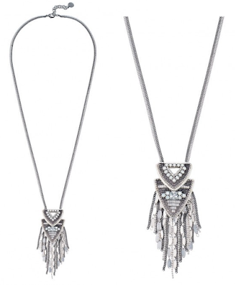 Stella & Dot Chiara Pendant as seen on Miranda Lambert