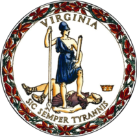 Virginia Attorney General's Logo