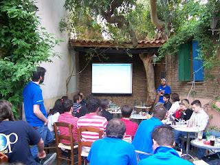 Fedora Release Party, Patras, Greece