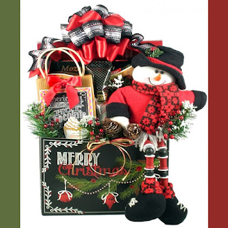 gourmet gift baskets in elegant themes like christmas in italy can be beautiful client gifts or great presents for those who enjoy the finer things in life