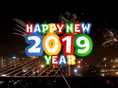 Event tahun baru 2019 di Bandung