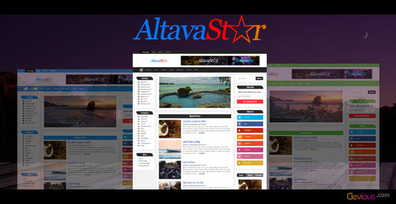 AltavaStar WordPress Theme Documentation v1.0 - Clevious