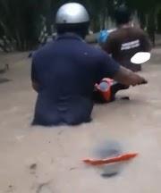 Banjir Di Kulim & Sungai Petani, Kedah