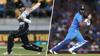New Zealand vs India 5-match T20 series 2020 highlights