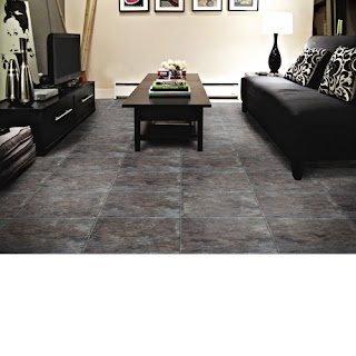 Greatmats homestyle stone series vinyl floor tile interlocking