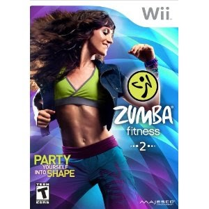 4146998c29858 Games Console and Gadget Review: Exercise Zumba Fitness 2 Wii Fit