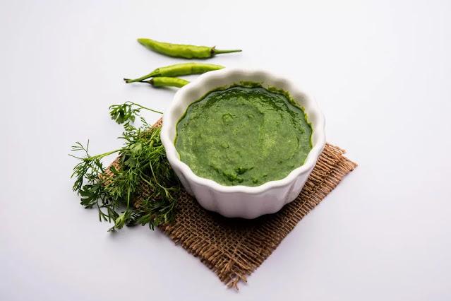 Green Chutney Recipe in Hindi