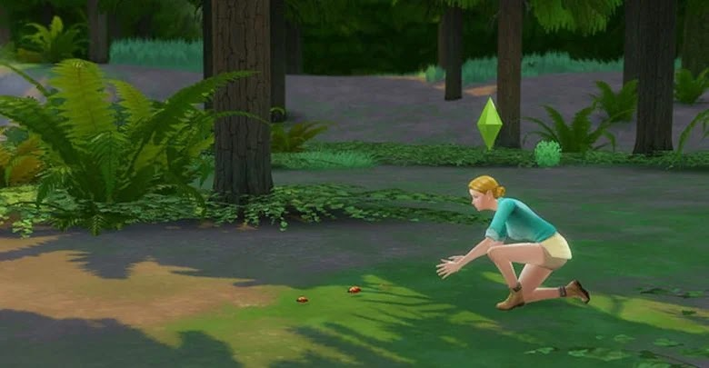 How to collect all the Bugs in The Sims 4: Camping