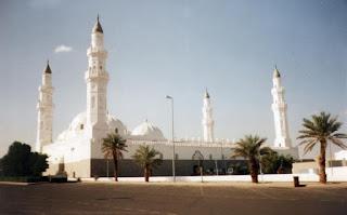 Masjid Quba' Madinah