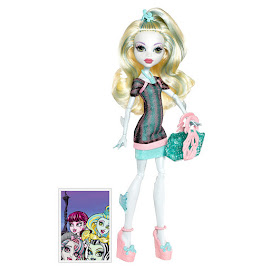 MH Scaris: City of Frights Lagoona Blue Doll