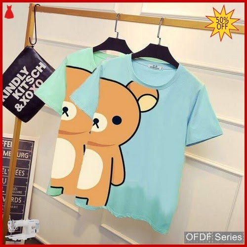 OFDF162 Atasan Kaos Tshirt Tumbler Tee Panda BMGShop