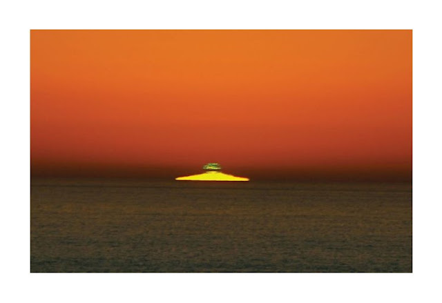 Every sunset ends with a green flash.Why is it so difficult to see?