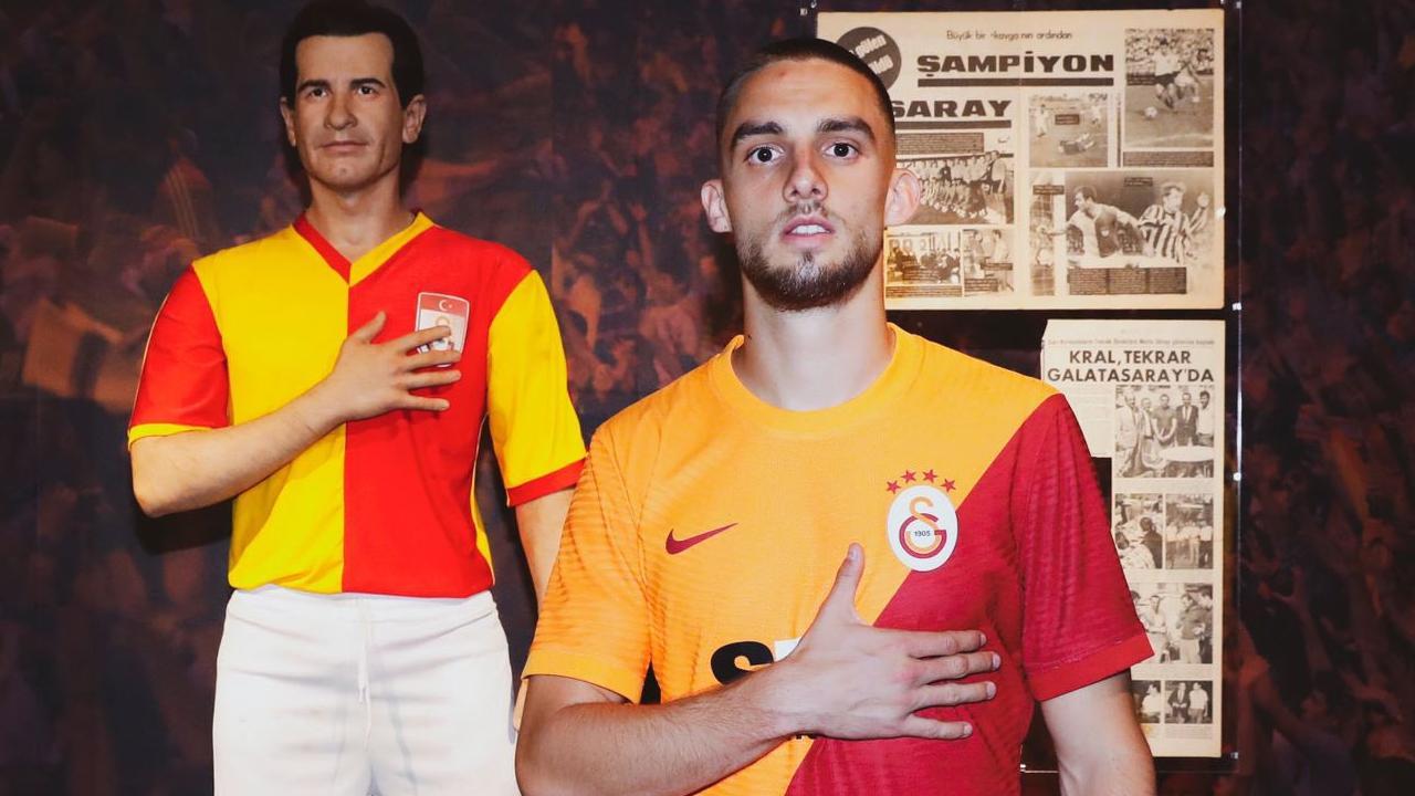 Berkan Kutlu: Galatasaray'ı seçmemde çok sebep var.