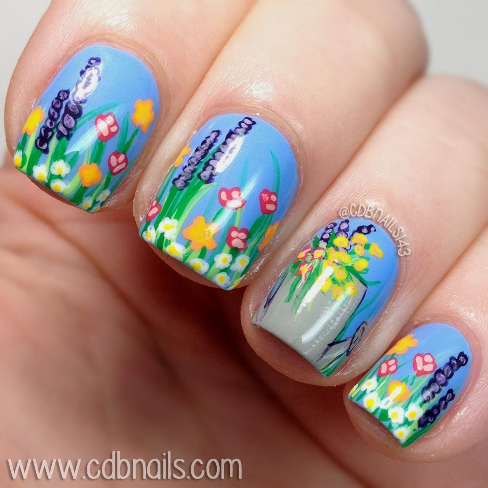 cdbnails: 40 Great Nail Art Ideas | Spring