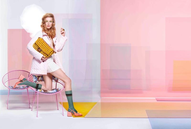 Fendi spring-summer 2020 campaign