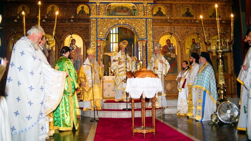 Αρτοκλασία και μνημόσυνο τέλεσε με επιτυχία ο Πολιτιστικός Σύλλογος Πυθιωτών Αλεξανδρούπολης