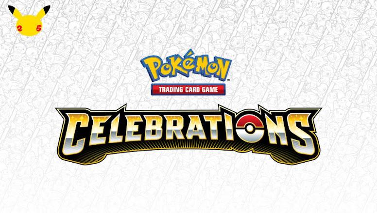Pokémon TCG Celebrações