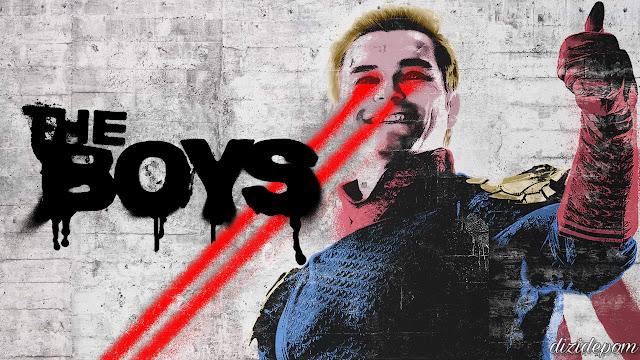The Boys Dizisi İndir
