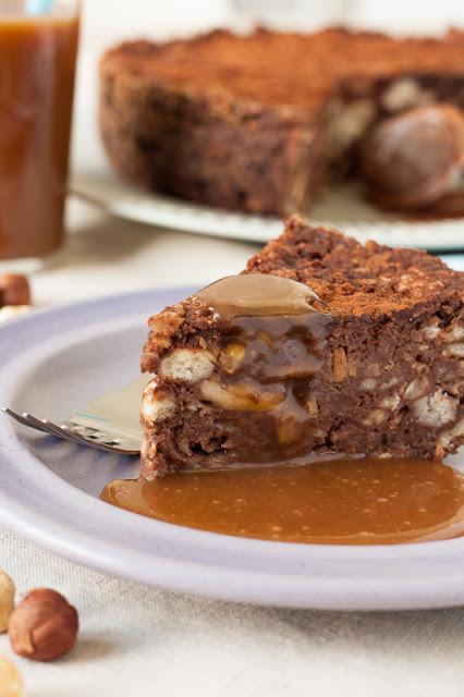 Kakao kolač od hleba