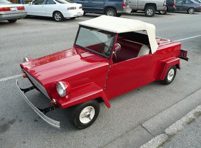 www.fertilmente.com.br - O King Midget Model III foi um carro estilo Kit Faça Você mesmo, com motor  escolha do comprador.