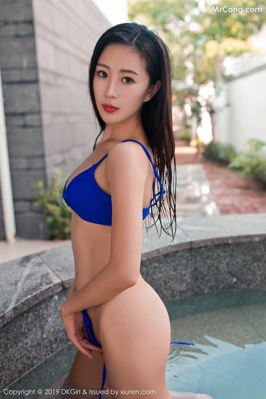 Image DKGirl-Vol.119-Alice-MrCong.com-018 in post DKGirl Vol.119: 小子怡Alice (38 ảnh)