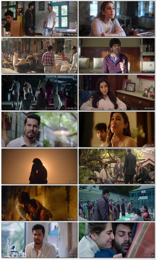 Download Love Aaj Kal 2020 Hindi Movie 480p WEB-DL 400MB ESubs movie