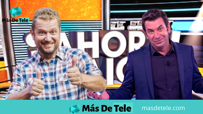 El Monaguillo nuevo presentador de '¡Ahora Caigo!' tras el adios de Arturo Valls