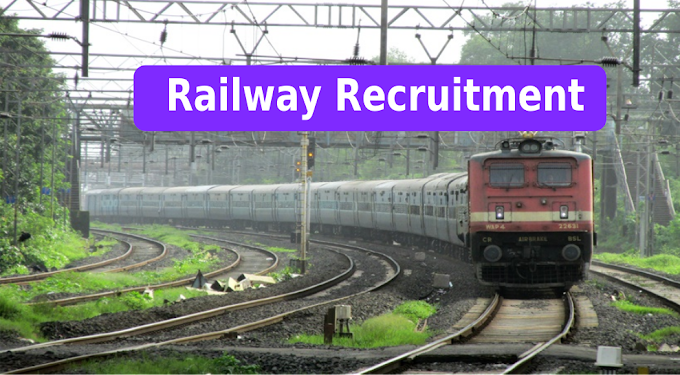 East Cost Railway Recruitment 2019