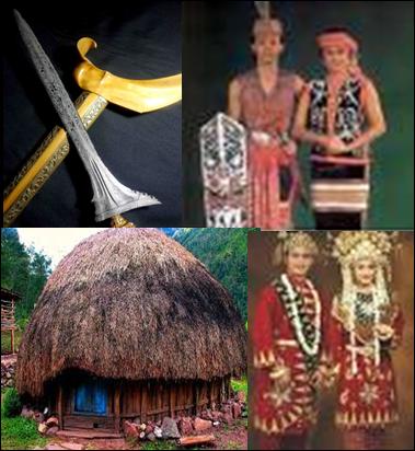 Nama Suku Tarian Lagu Daerah Senjata Rumah Pakaian Adat Indonesia Freewaremini