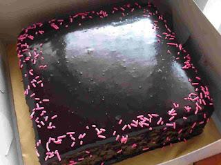 Resepi Topping Coklat Ganache