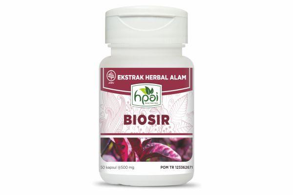 Biosir HNI-HPAI - Solusi Alami Sakit Wasir