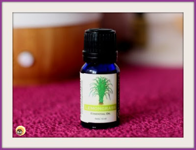 Utama Spice lemongrass essential oil, utama spice website review and haul