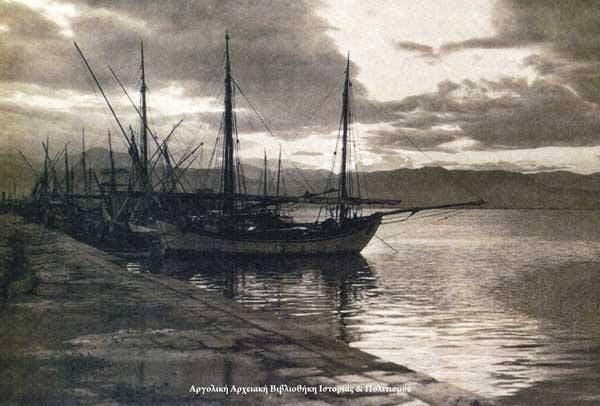 1900: Το Καραβοστάσι και τα καφέ-σαντάν τ΄Αναπλίου
