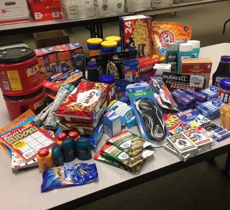 Can You Send Food To Troops Overseas