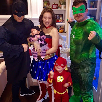 Alyssa Milano Wonder Woman Halloween 2014