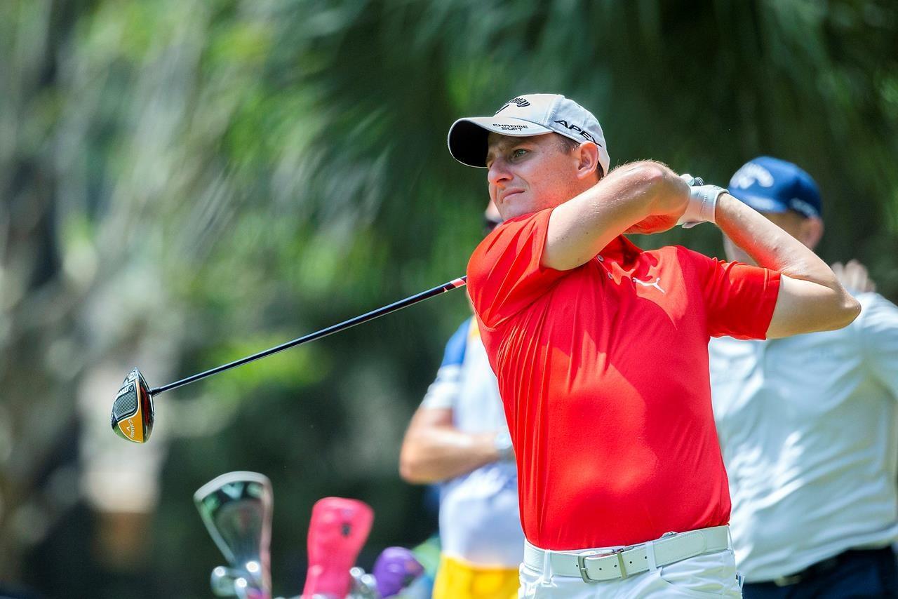 Emiliano Grillo completa un gran fin de semana y termina segundo en el golf de Hilton Head