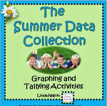 http://www.teacherspayteachers.com/Product/Summer-Data-Collection-Graphing-and-Tallying-241676