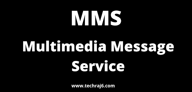 MMS full form, What is the full form of MMS